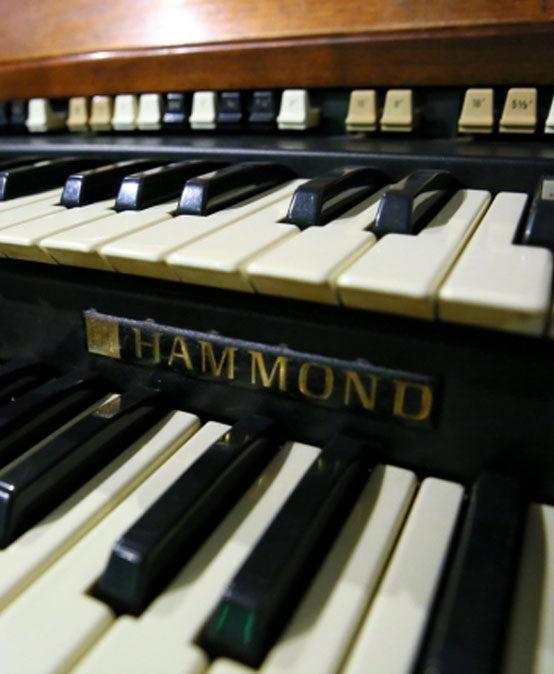 Organy Hammonda / Fortepian jazzowy