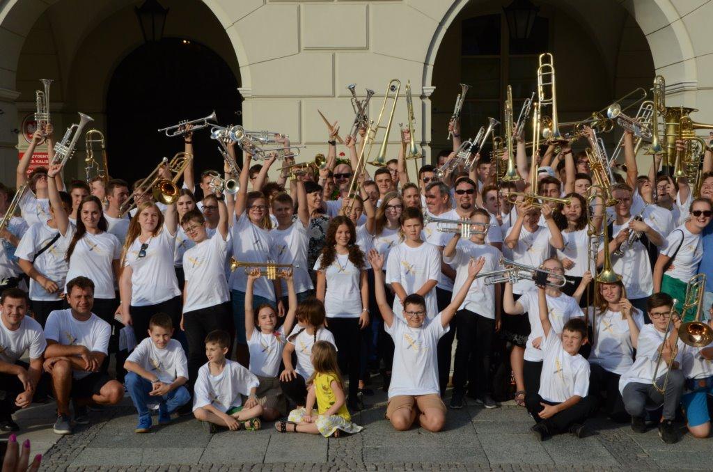 Harmonogram XI Letniej Akademii Instrumentów Dętych Blaszanych +  Kalisz 2019